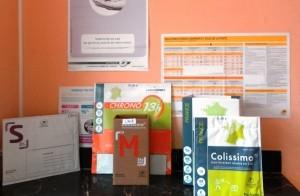 Prestations Agence Postale