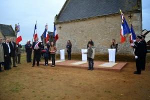 Vincent Hulot, discours lors de l'inauguration des stèles musulmanes
