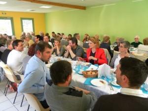 Bernay, repas des aînés ruraux 2016