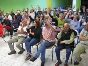 """Vote """"à main levé"""" en faveur du Comice Agricole"""